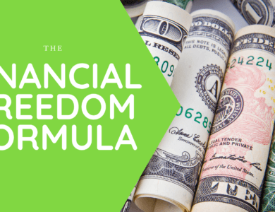 The Financial Freedom Formula