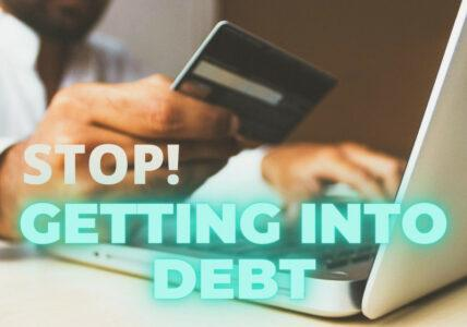 5 Ways To Deal With And Avoid Debt