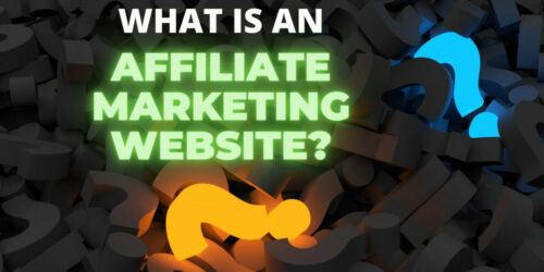 What Is An Affiliate Marketing Website?